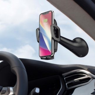 Q.DOCK Wireless Charging Car Mount