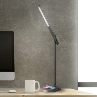 Q.Led Desk Lamp with Wireless Charging Base
