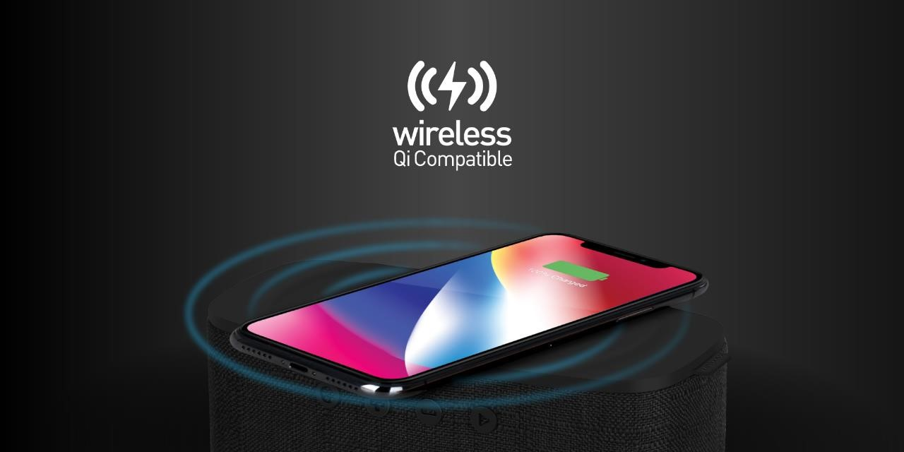 Wireless Qi Compatible