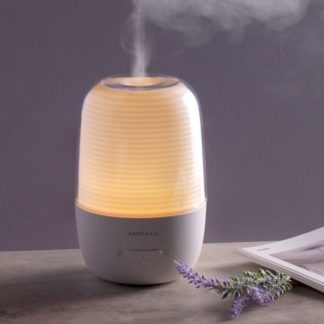 Colorful Aroma Ultrasonic Diffuser and Lamp