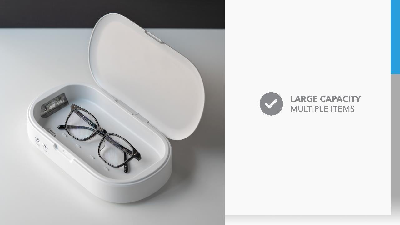 UV Box Minimal UV Sanitiser Large Capacity