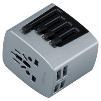 1-World 4 USB AC Travel Adapter featured image