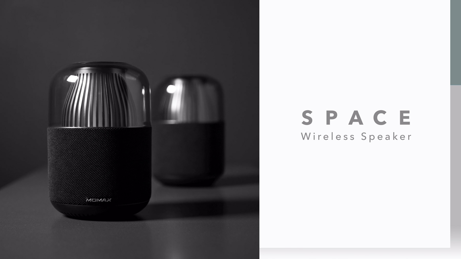 Momax Space Wireless Speaker