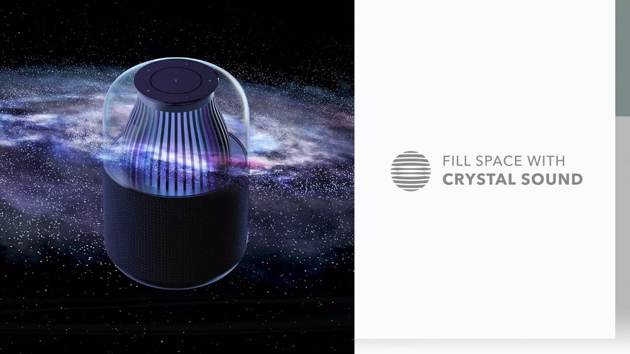 Momax Space Wireless Speaker - Fill Space with Crystal Sound