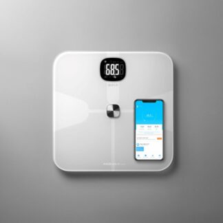 Momax HeaIth Tracker IoT Body Scale