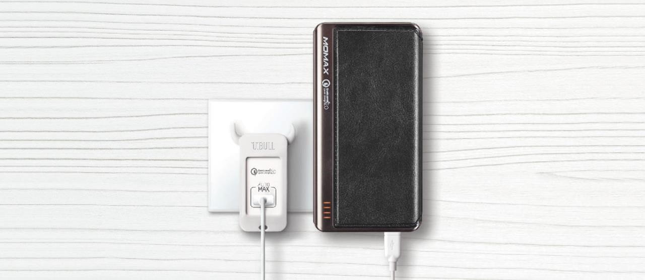 iPower Elite+ External Battery Pack Momax