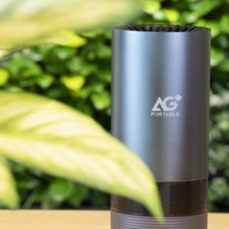 Aurabeat – AG+ Portable Silver Anion Air Purifier's (CSP-X1)