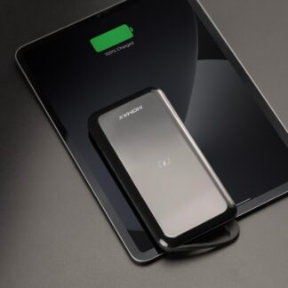Q.Power One Dual Wireless External Battery Pack (10,000mAh)
