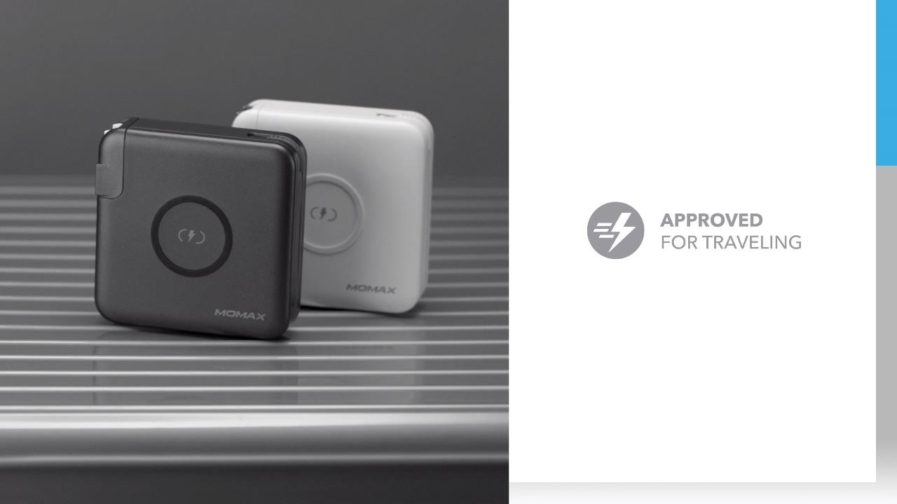 Q. Power Plug Wireless Portable PD Charger (MFi Version): Very Convenient for Traveling